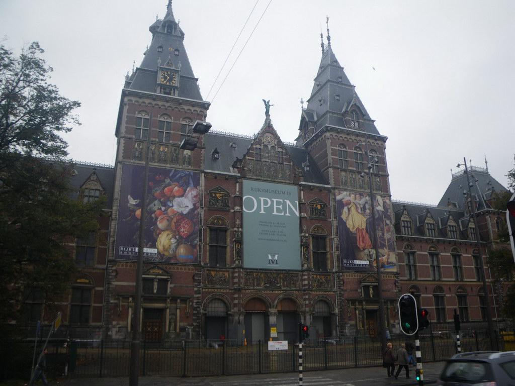 Rijksmuseum, amsterdam met 50 korting, scoor nu tickets! Kortingsregeling studenten, rijksmuseum van Oudheden Openingstijden en prijzen - Bezoekersinformatie