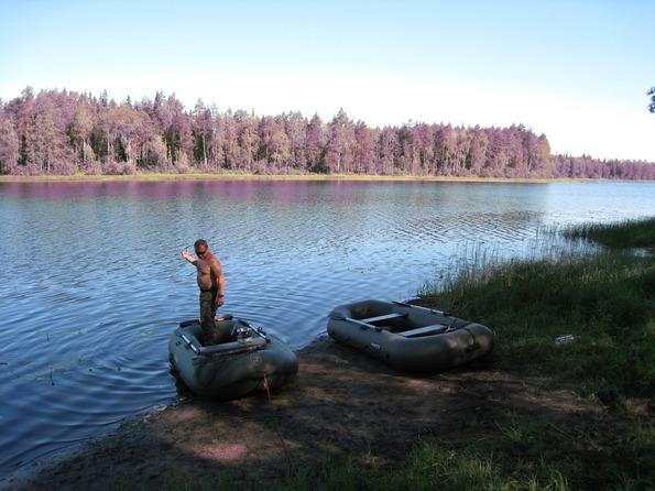 рыбалка на реке емца архангельская область видео